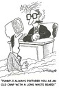 Cartoon: Not always like you thought! (small) by EASTERBY tagged god heaven
