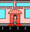 Cartoon: Charly Garcia Pixel Limo (small) by Munguia tagged epic,jump,charly,garcia,salto,epico,aconcagua,limo,hotel,pixela,art