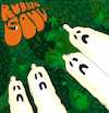 Cartoon: Rubber Soul (small) by Munguia tagged the,beatles,album,cover,parody,condoms,prophilactics,ghosts