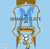 Cartoon: The Immaculate Goal (small) by Munguia tagged madonna,maradona,immaculate,collection,hand,god,goal,soccer,argentina