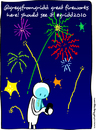 Cartoon: Happy 2010! (small) by Gregg from GriDD tagged 2010