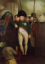 Cartoon: Napoleon Domenech Empereur (small) by azamponi tagged world,cup,south,africa,2010,france,domenech,platini,anelka,ribery