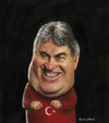 Cartoon: Guus Hiddink (small) by AkinYaman tagged guus,hiddink