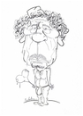 Cartoon: gaddafi (small) by Babak Mo tagged gaddafi,babakm,cartoons