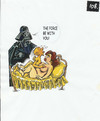 Cartoon: Dath Vader (small) by Dluho tagged love
