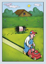 Cartoon: Kurtu.022.garten (small) by kurtu tagged yes