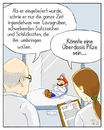 Cartoon: ... (small) by Tobias Wieland tagged super,mario,pilz,psychatrie,mushroom,arzt