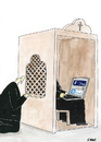 Cartoon: confession (small) by emraharikan tagged confession