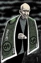 Cartoon: hamid karzai (small) by Medi Belortaja tagged hamid karzai afghanistan