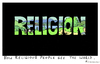 Cartoon: Religious Viewpoint (small) by Riemann tagged religion,glauben