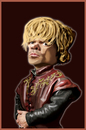 Cartoon: Tyrion Lanister (small) by BOHEMIO tagged game,of,thrones,tyrion,lanister
