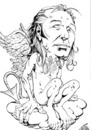 Cartoon: Vasco Rossi (small) by giuliodevita tagged vasco,rossi