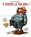 Cartoon: IT IS YOUR TIME (small) by Roberto Mangosi tagged italy,politics,berlusconi