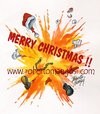 Cartoon: My best Christmas wish !! (small) by Roberto Mangosi tagged christmas,merry,santa,klaus,natale,auguri