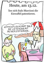 Cartoon: 13. Dezember (small) by chronicartoons tagged eiswaffel,eisdiele,eis,cartoon