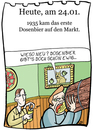 Cartoon: 24. Januar (small) by chronicartoons tagged bier,dosenbier,pub,kneipe,cartoon
