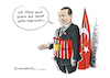 Cartoon: Erdogan Krieg in Syrien (small) by Schwarwel tagged erdogan,türkei,ankara,diktatur,putsch,gülen,staatspräsident,krieg,syrien,terror,terroranschlag,terroranschläge,us,truppen,miliz,militär,außenminister,tillerson,osmanische,ohrfeige,terrorist,terroristen,kurden,kurdenmiliz,usa,amerika,ypg,is,islamsischer,staat,karikatur,schwarwel