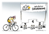 Cartoon: Tour de France Doping (small) by Schwarwel tagged tour,de,france,doping,experten,radsport,karikatur,schwarwel