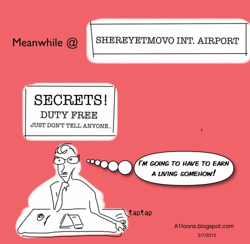 Cartoon: duty free sales (medium) by Toonopia tagged whistle,blower