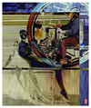 Cartoon: Unfall mit Jungfer-3 (small) by edda von sinnen tagged unfall,mit,jungfer,accident,with,virgin,motorrad,composing,illustration,edda,von,sinnen,zenundsenf