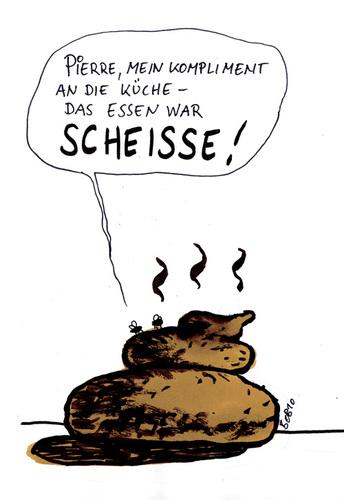 Franzosische Kuche Comic Raffiflorist Com
