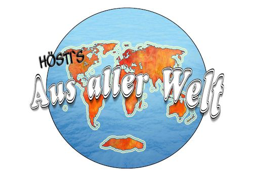 Cartoon: Höstis  Aus aller Welt (medium) by Hösti tagged hösti,cartoons,hoesti,stephan,höstermann,aus,aller,welt,dies,und,das