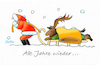 Cartoon: Immer das selbe Lied (small) by Zotto tagged tradition,feste,familie