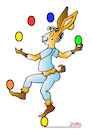 Cartoon: Ostern 2020 (small) by Zotto tagged feste,feiern,tradition,geschenke