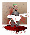 Cartoon: KABUL TERROR ATTACK !!! (small) by Shahid Atiq tagged afghanistan,balkh,helmand,kabul,london,nangarhar,and,ghor,attack
