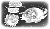 Cartoon: dangerous infection (small) by gonopolsky tagged friendship,reciprocity
