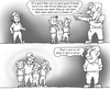Cartoon: show him... (small) by gonopolsky tagged force,friendship