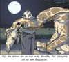 Cartoon: Vampir (small) by Zapp313 tagged vampir,giraffe,blutsauger,afrika,baguette,essen,snack,mond,mondschein,steppe