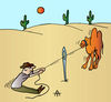 Cartoon: Camel (small) by Alexei Talimonov tagged camel