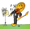 Cartoon: Music (small) by Alexei Talimonov tagged music