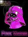 Cartoon: pink vader (small) by Suat Serkan Celmeli tagged star,wars