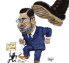 Cartoon: Morsi removed (small) by jean gouders cartoons tagged morsi egypt revolution