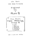 Cartoon: plan b england (small) by Bonville tagged plan,england,brexit,iceland,em