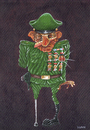 Cartoon: Condecorations (small) by lloyy tagged wars,military,condecorations,humour,cartoon