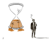 Cartoon: killing time (small) by ANTRUEJO tagged gun,matar,tiempo,killing,time,ger