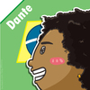 Cartoon: Dante (small) by TiNG tagged dante,bra