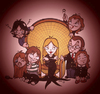 Cartoon: Addams Halloween (small) by isacomics tagged isacomics,isa,halloween,addams,family,horror