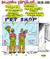 Cartoon: two street sweeper (small) by aceratur tagged two,street,sweeper