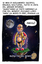 Cartoon: End of the World (small) by DanLucifer tagged end,of,the,world,berlusconi