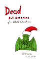 Cartoon: Dead but dreaming... (small) by Blogrovic tagged bobrovic,adventskalender,cthulhu,lovecraft