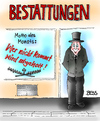 Cartoon: Echter Service (small) by besscartoon tagged tod,sterben,bestattung,beerdigungs,beerdigungsinstitut,bess,besscartoon