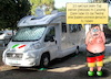 Cartoon: Italienrundreise (small) by besscartoon tagged camping,urlaub,ferien,freizeit,wohnmobil,italienrundreise,italien,tourismus,bess,besscartoon