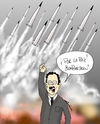 Cartoon: En nombre de la paz? (small) by lucholuna tagged francia,attack,siria