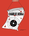 Cartoon: Je suis charlie by mrlucholuna (small) by lucholuna tagged je,suis,charlie,hebdo