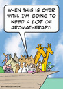 Cartoon: aromatherapy noah ark animals (small) by rmay tagged aromatherapy,noah,ark,animals