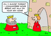 Cartoon: bread milk king commandeer (small) by rmay tagged bread,milk,king,commandeer